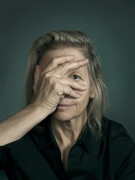 Annie Leibovitz Portrait by John Keatley