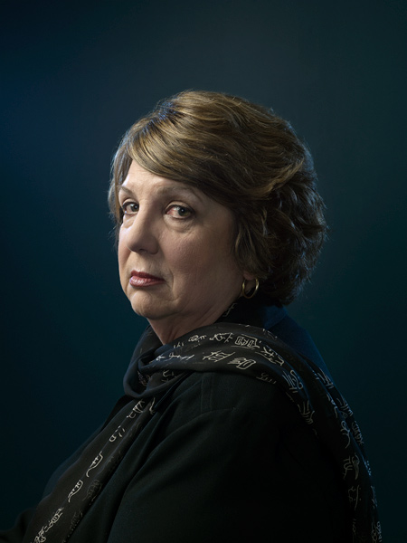 Dr. Marsha Linehan for Time Magazine by John Keatley