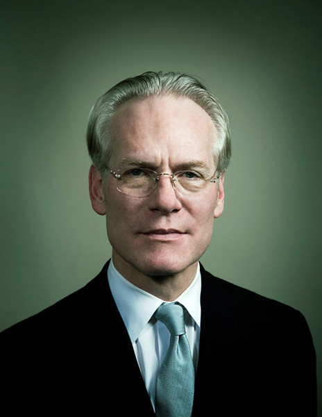 Tim Gunn Portrait by John Keatley