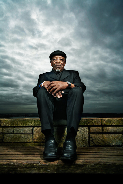 Dr. John Perkins photo by John Keatley