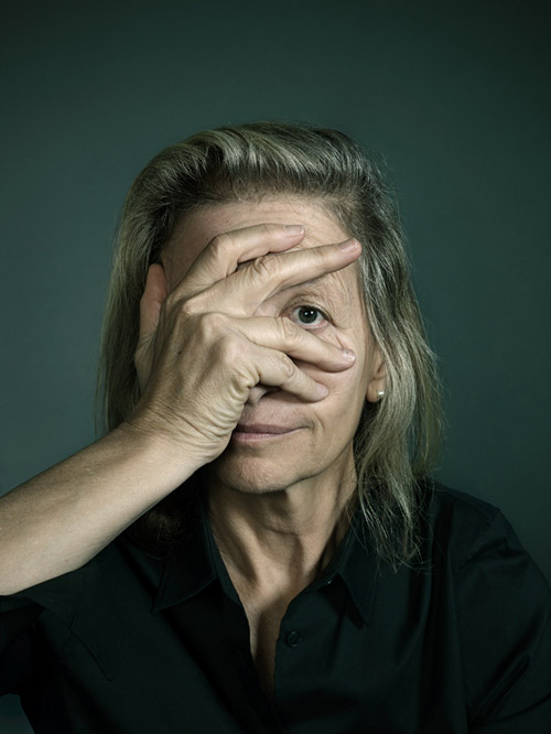 Annie Leibovitz.  Photo by John Keatley.