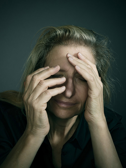 Portrait of Annie Leibovitz by John Keatley.  An honest look at the great celebrity photographer.