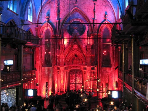 AP25 Party at the Angel Orensanz Foundation.  Photo by John Keatley.