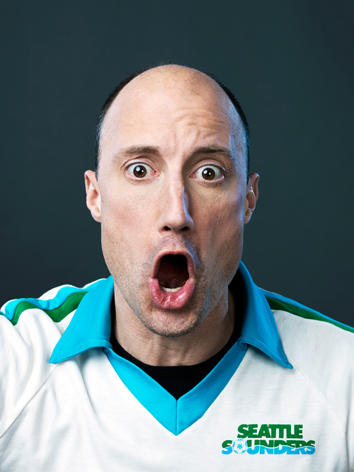 Seattle Sounders FC Goalie Kasey Keller.  Photo by photographer John Keatley