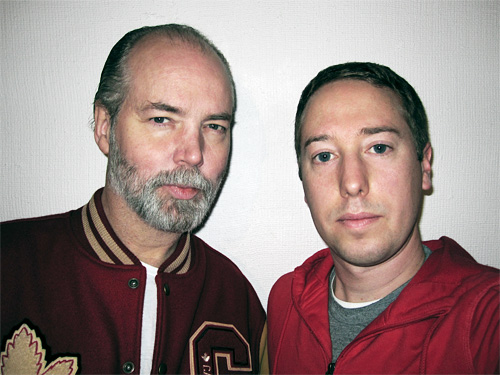 Douglas Coupland and John Keatley