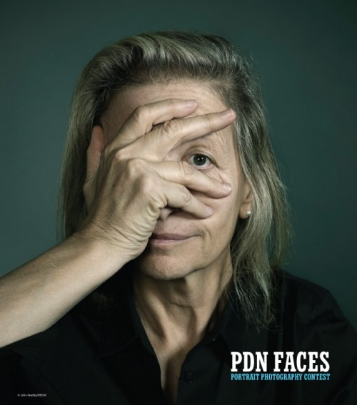 Portrait of Annie Leibovitz is the opener for the 2010 PDN Faces issue.