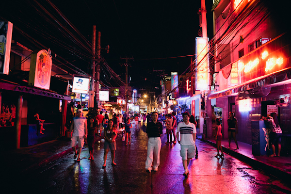 Walking street angeles city philippines pictures - horseshoe tattoos images
