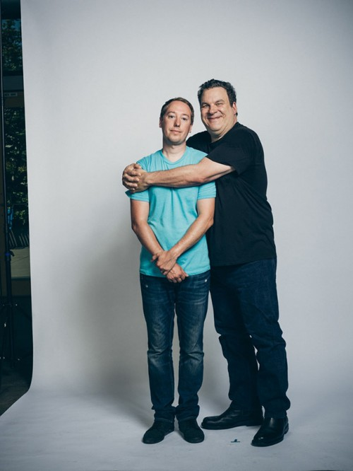John Keatley and Jeff Garlin