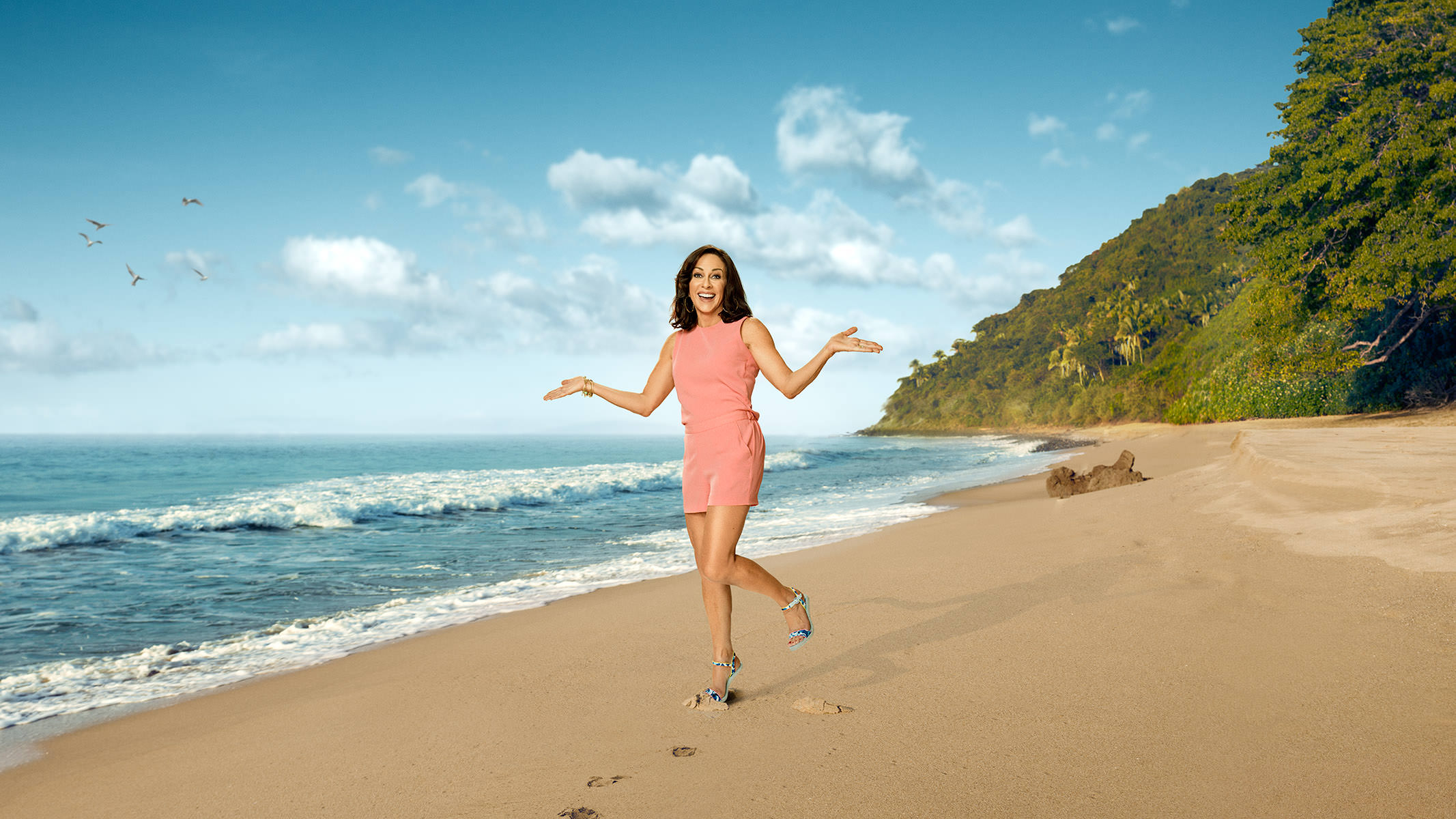 Patricia Heaton / Mexico Tourism